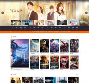米酷影视v7.2.1破解版影视电影网站源码